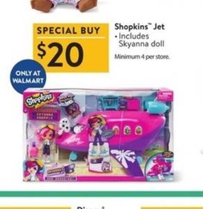 Shopkins Jet