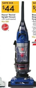 Hoover Rewind Upright Vacuum