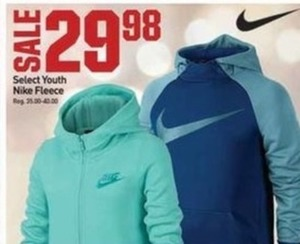 Select Youth Nike Fleece