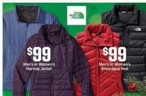 Men's or Women's Harway Jackets or Aconcagua Vests