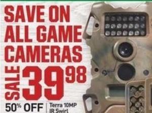 All Game Cameras