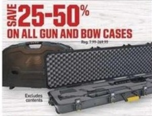 All Gun and Bow Cases