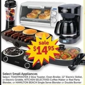 Select Small Appliances