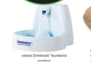 Select Drinkwell Fountains