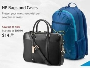 HP Bags & Cases