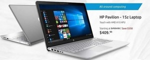 HP Pailion 15z Laptop