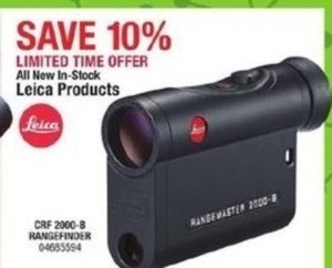 In Stock Leica Products