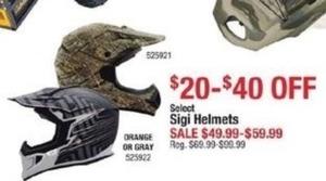 Sigi Helmets