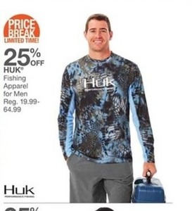 HUK Fishing Apparel