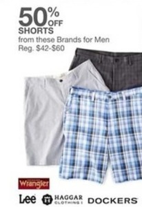 Select Shorts for Men