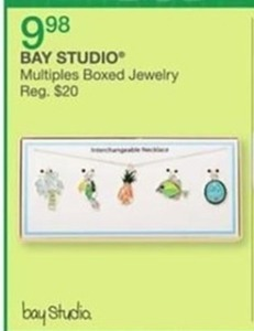 Bay Studio Multiples Boxed Jewelry