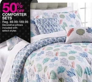 Destinations Comforter Sets