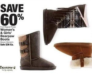 Women's and Girl's Bearpaw Boots