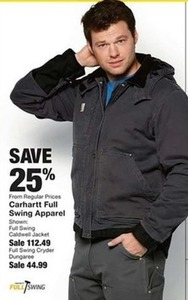 Carhartt Full Swing Apparel