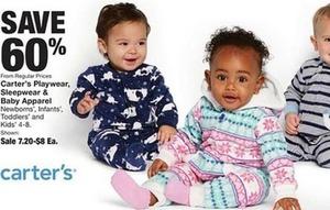 Carter's Playwear, Sleepwear, & Baby Apparel