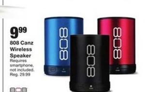 808 Canz Wireless Speaker