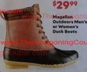 Women's Magellan Outdoor Duck Boots