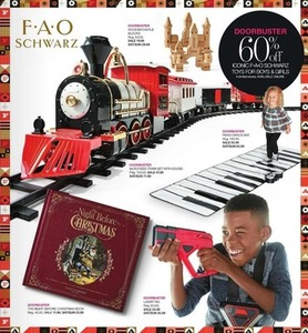Iconic FAO Schwarz Toys for Boys and Girls
