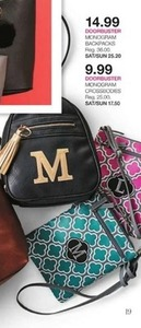 Monogram Crossbodies