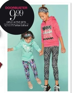 Girls' Active Sets