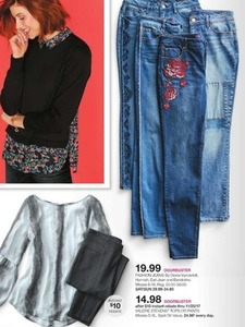 Valerie Stevens Tops or Pants After Rebate