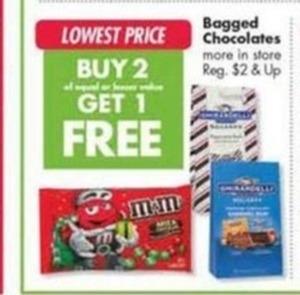 Bagged Chocolates