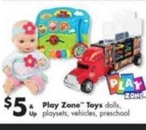 Play Zone Toys
