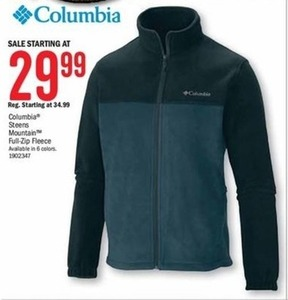 Columbia Steens Mountain Full-Zip Fleece