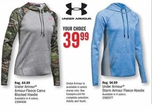 Under Armour Storm Armour Fleece Hoodie