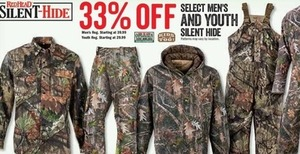 Redhead Select Men's and Youth Silent-Hide