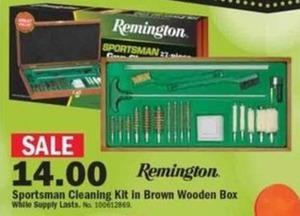 Remington Sportsman Cleaning Kit