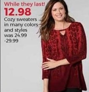 Women's Cozy Sweaters