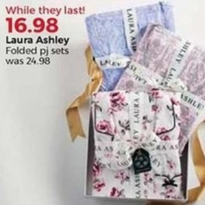 Laura Ashley Folded PJ Sets
