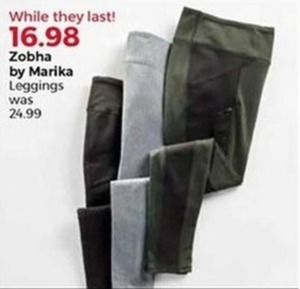 Women's Zobha By Marika Leggings
