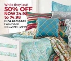 Nina Campbell Comforters