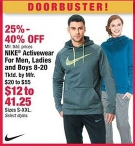 Nike Activewear for Men, Ladies, and Boys