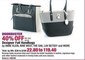 Designer Fall Handbags