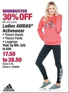 Ladies Adidas Activewear