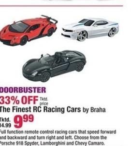 RC Racing Cars