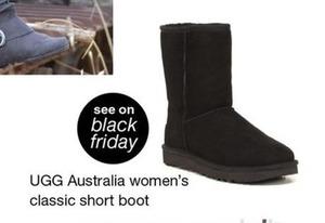 UGG Australia Women's Classic Short Boot