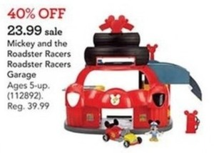 Mickey and the Roadster Racers Roadster Racers Garage