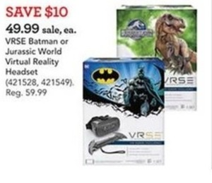 DC Comics Batman VRSE Virtual Reality Game