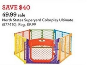 North States Superyard Colorplay Ultimate