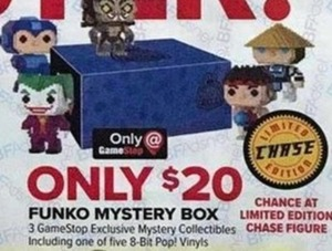 Funko Mystery Box
