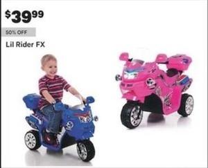 Lil Rider FX