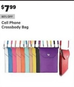 Cell Phone Crossbody Bag