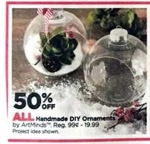 All Handmade DIY Ornaments
