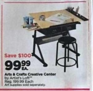 Arts & Crafts Creative Center