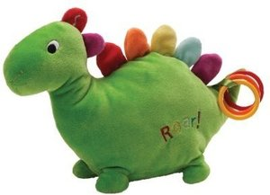 Gund Fun Color Counting is Fun Dino