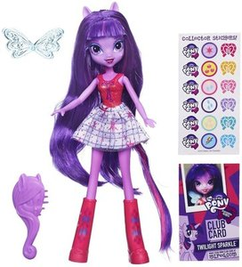 My Little Pony Equestria Girls - Twilight Sparkle Doll